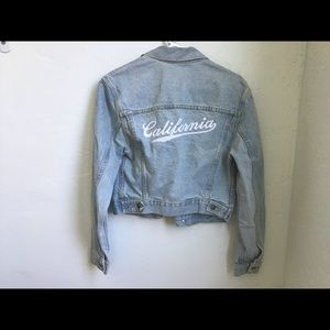 Brandy Melville California Jean Jacket